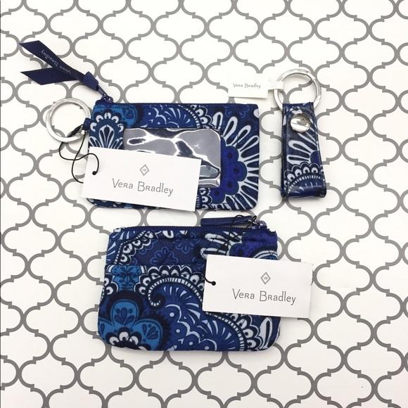 Vera Bradley Handbags - 🆕 3pc. Vera Bradley Bundle
